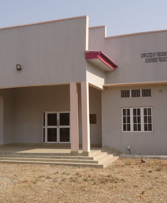 ACENPEE BUILDING READY FOR COMMISSIONING